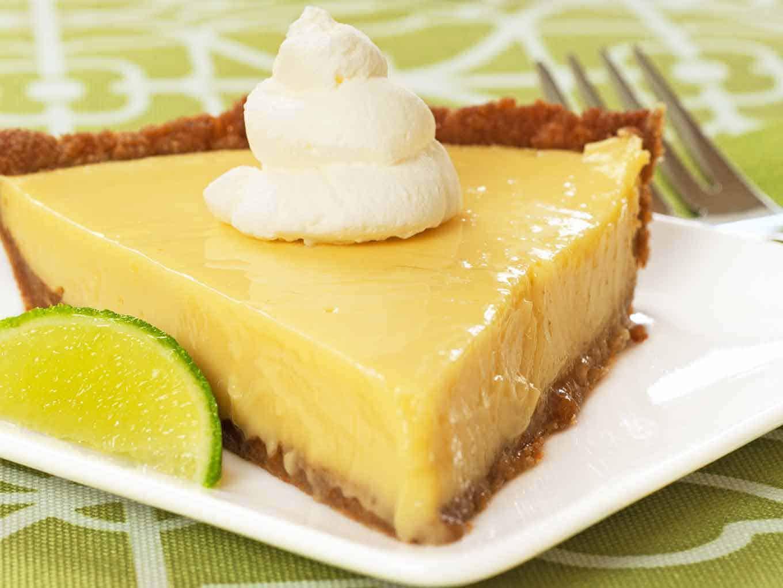 Key Lime Pie Recipe  Real Florida Key Lime Pie Recipe