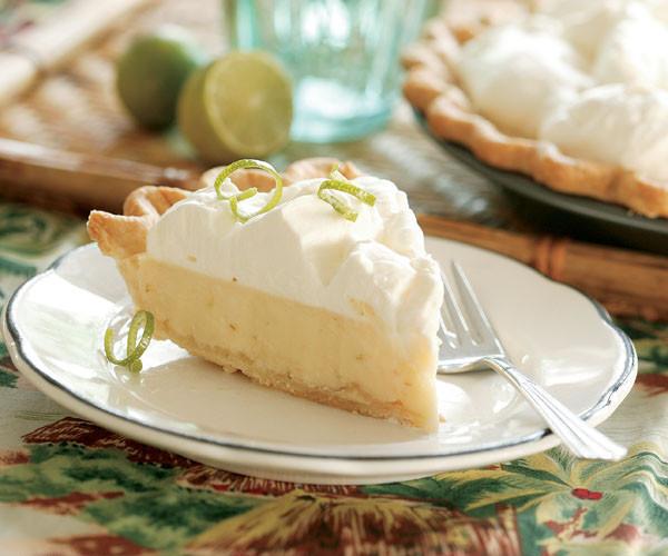 Key Lime Pie Recipe  Key Lime Pie Recipe FineCooking