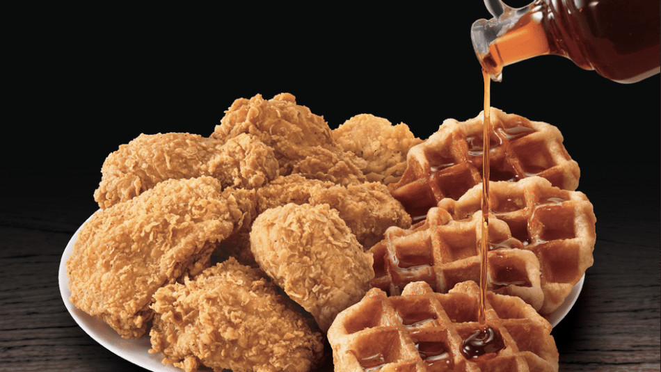Kfc Chicken And Waffles  I Tried KFC s New Chicken and Waffles Meal and Here s What