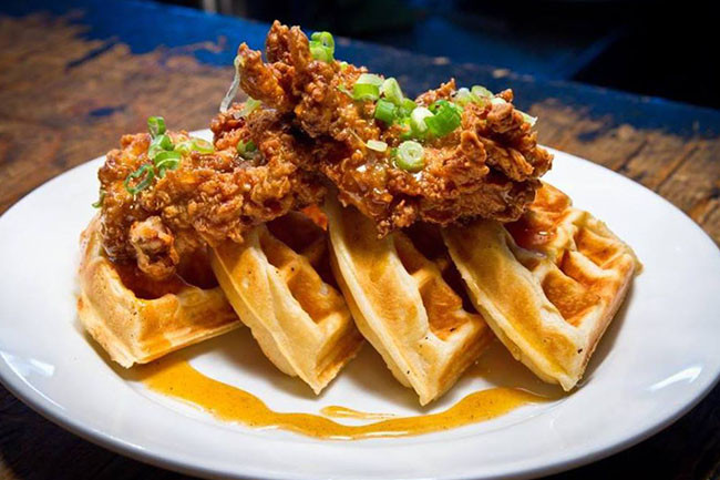 Kfc Chicken And Waffles  Best fried chicken & waffles in Vancouver