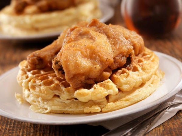 Kfc Chicken And Waffles  History of Chicken and Waffles The History Kitchen