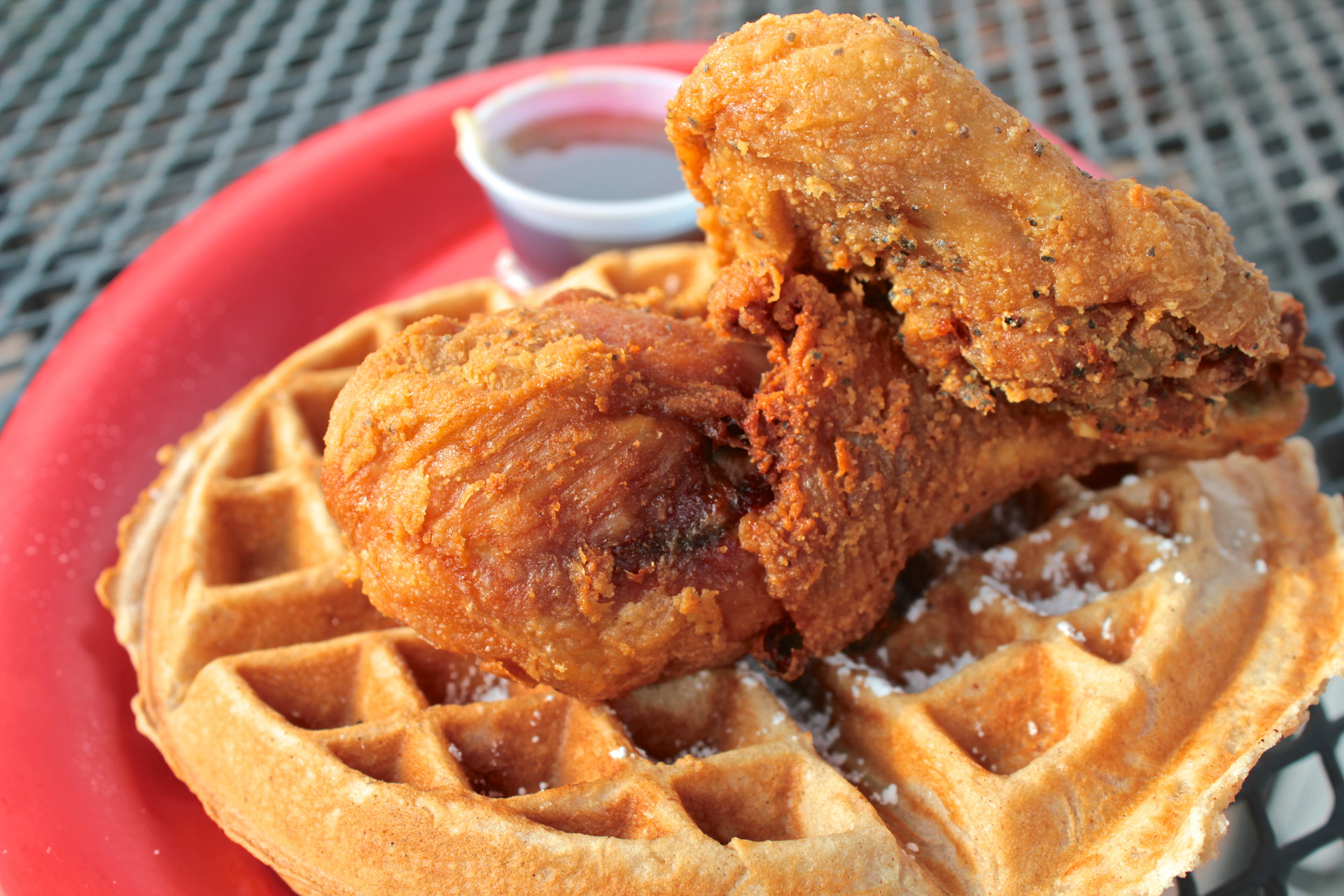 Kfc Chicken And Waffles  Guide to 10 Favorite South Bay Restaurants Serving