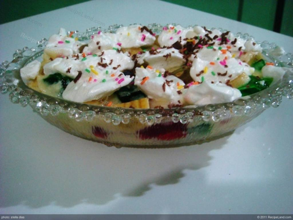 Kid Friendly Desserts  Homemade Kid Friendly Dessert Recipe