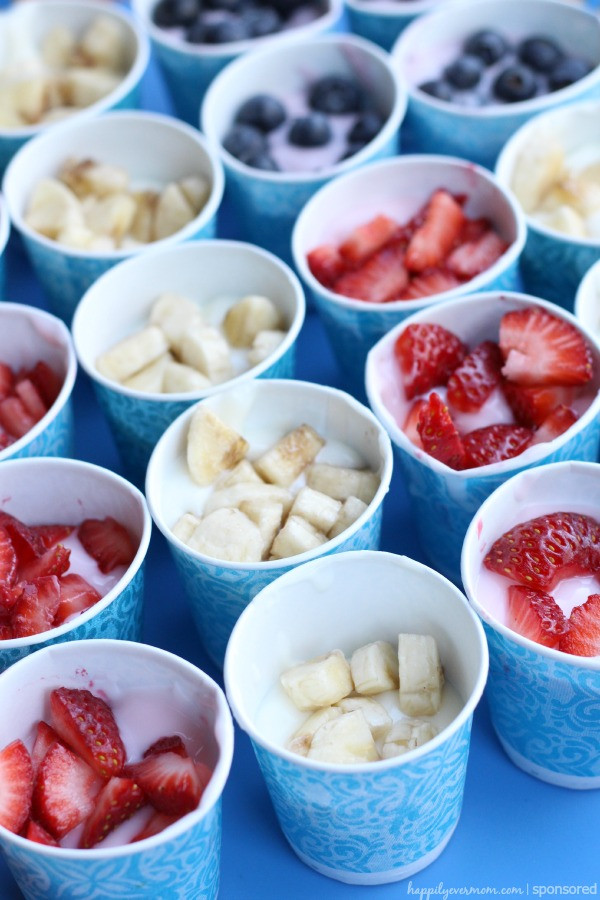 Kid Friendly Desserts  4th of July Kid Friendly Desserts American Flag with