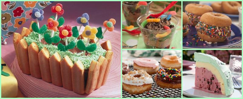 Kid Friendly Desserts  Kids in the Kitchen Kid Friendly Sweets Mr Food s Blog