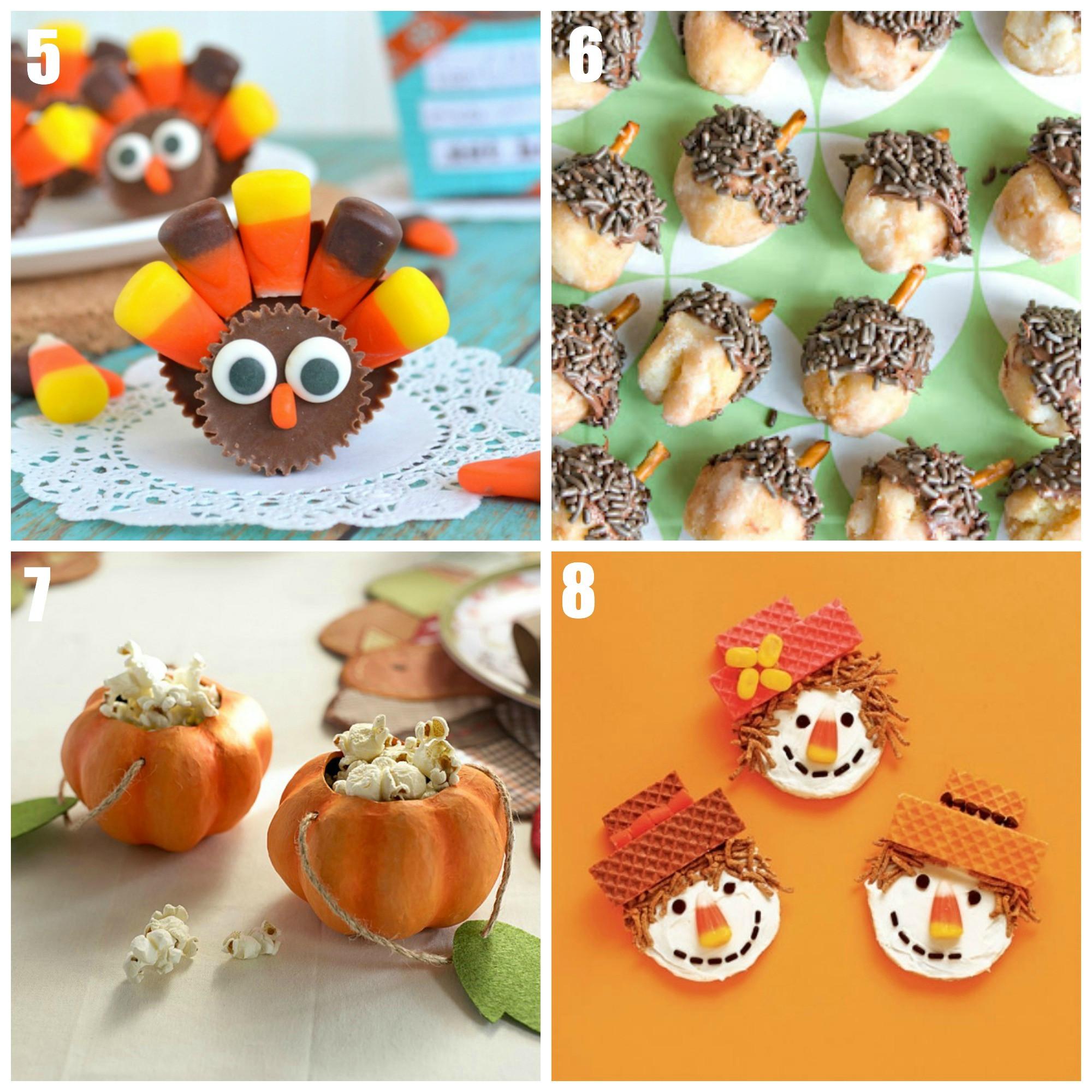Kid Friendly Desserts  Thanksgiving Desserts for Kids
