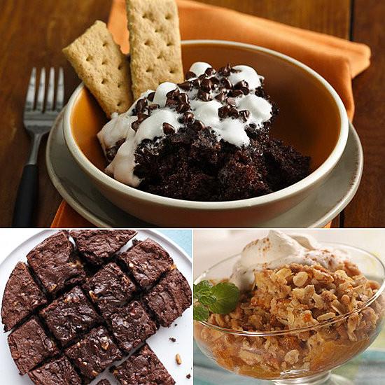 Kid Friendly Desserts  Kid Friendly Crock Pot Desserts