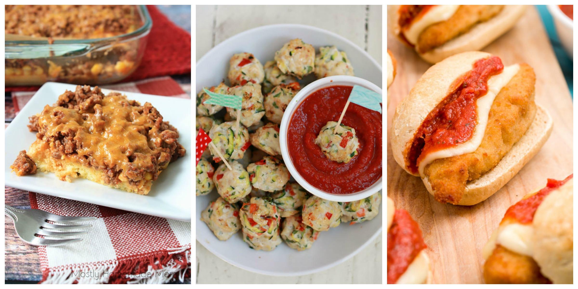 Kids Dinner Receipes  20 Easy Dinner Ideas For Kids Quick Kid Friendly Dinner