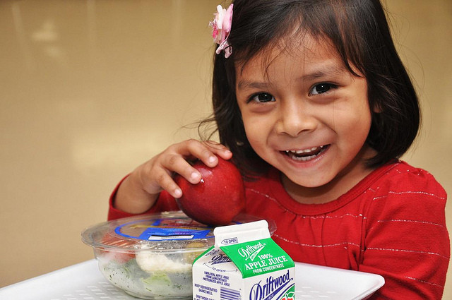 Kids Eating Breakfast  Moving Abroad Sending Your Child To School In A Different