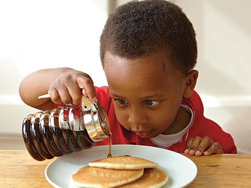Kids Eating Breakfast  How to Stop Sugar Craving in Kids Cooking Light