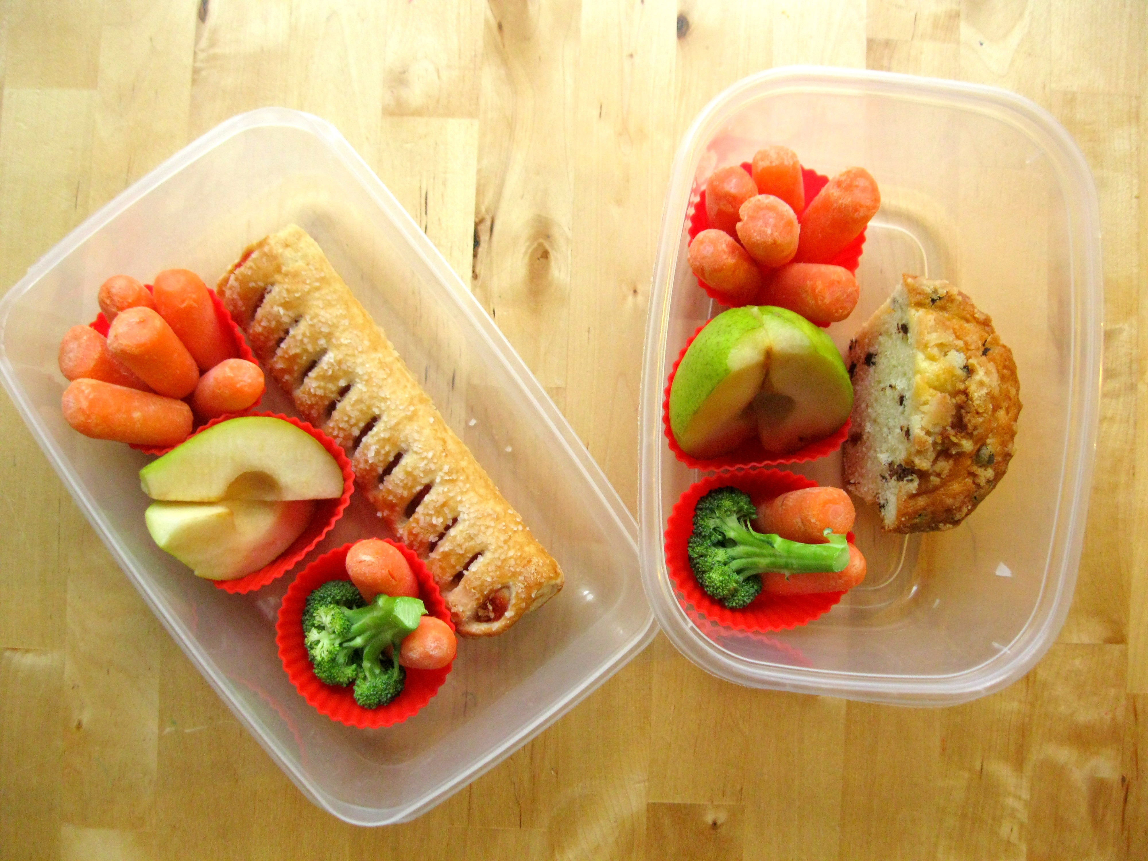 Kids Healthy Snacks  In the Kitchen Self Serving Snack Box Tutorial and