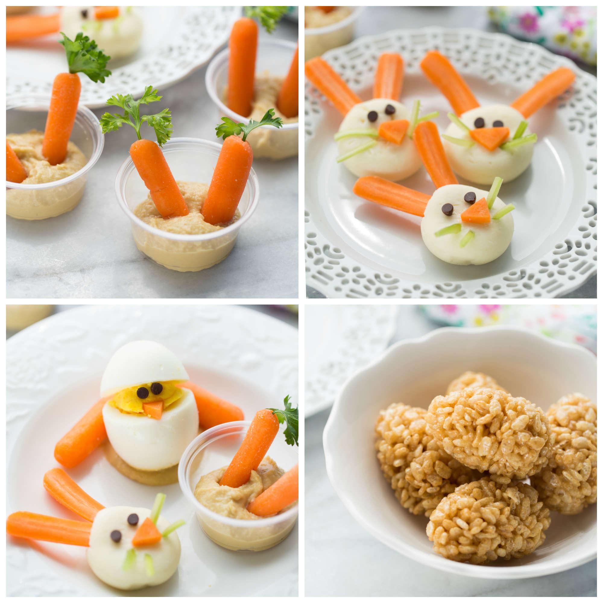 Kids Healthy Snacks  4 Healthy Kids Easter Snacks Meaningful Eats
