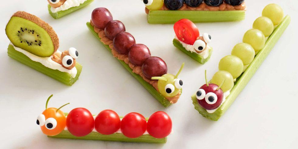 Kids Healthy Snacks  SCOUT