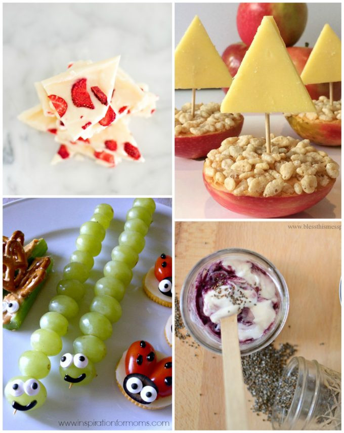 Kids Healthy Snacks  Healthy Snacks for Kids The Imagination Tree