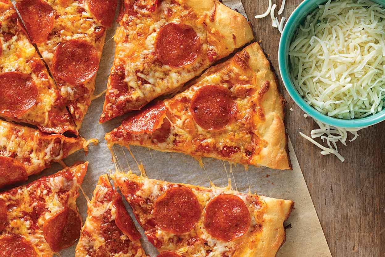 King Arthur Pizza Dough  Gluten Free Pizza Crust Recipe