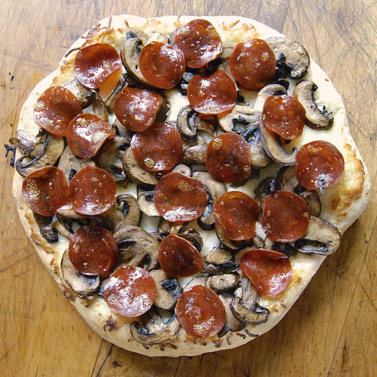 King Arthur Pizza Dough  king arthur flour pizza dough
