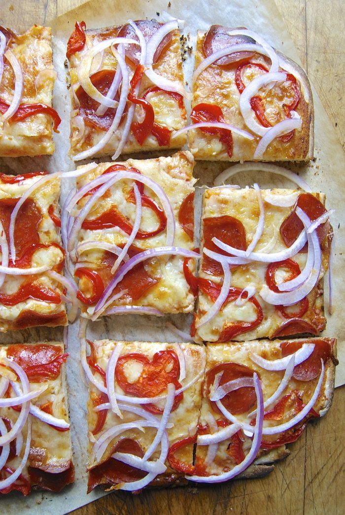 King Arthur Pizza Dough  Sourdough Pizza Crust Flourish King Arthur Flour
