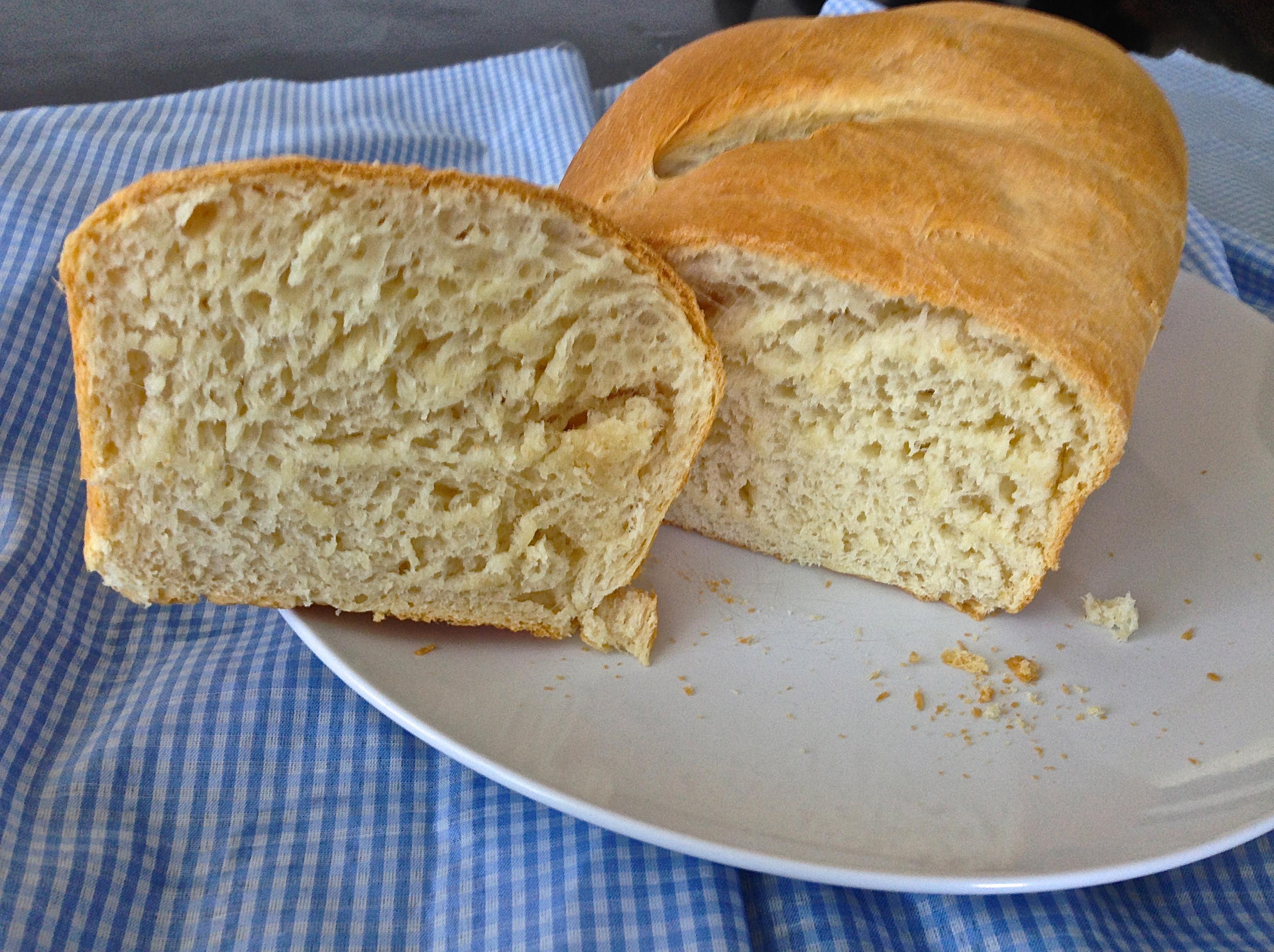 Kitchenaid Bread Recipe  White Bread Recipe
