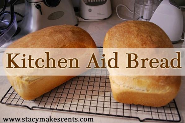 Kitchenaid Bread Recipe  Kitchen Aid Mixer Bread Humorous Homemaking