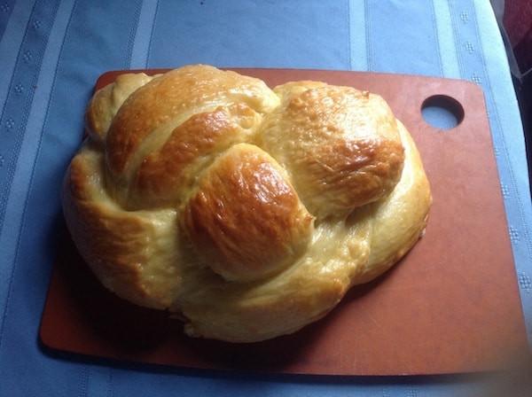 Kitchenaid Bread Recipe  Single Loaf Challah Recipe for Kitchenaid Stand Mixer