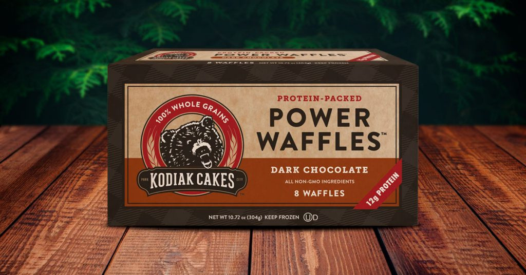 Kodiak Cakes Waffles  6 New Products You'll See at Expo East