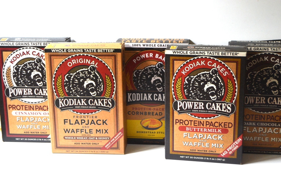 Kodiak Cakes Waffles  The Best Products of 2017 Part 30 Giveaway