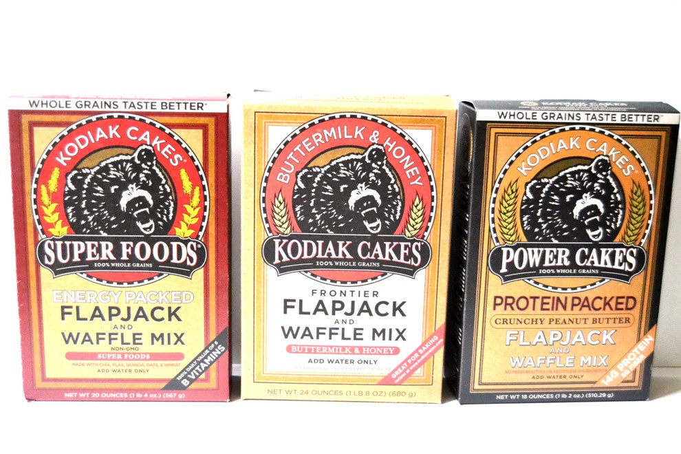 Kodiak Cakes Waffles  Products I ve Been Loving in 2016 Part 30