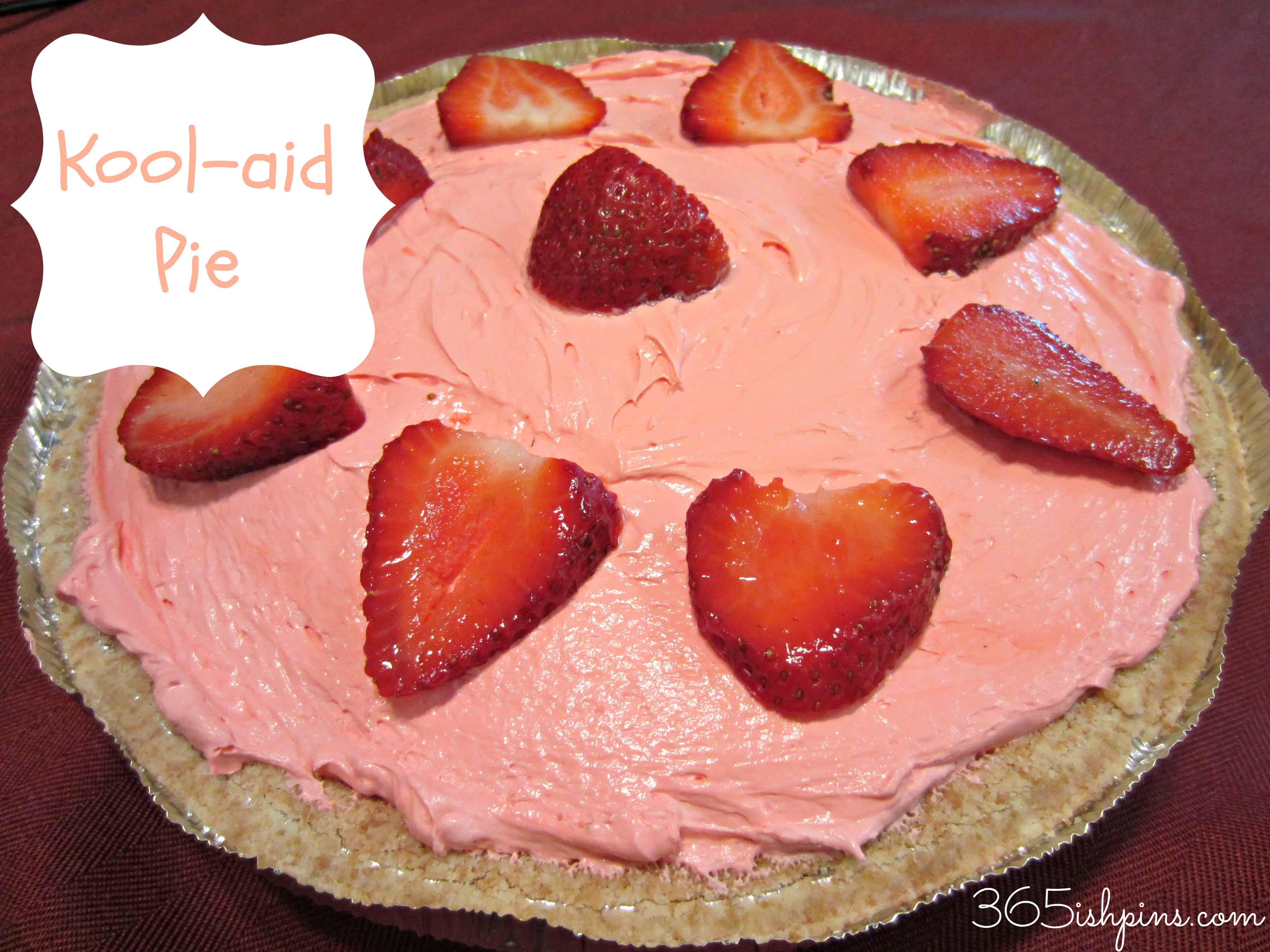 Koolaid Pie Recipes  Day 355 Kool Aid Pie Simple and Seasonal