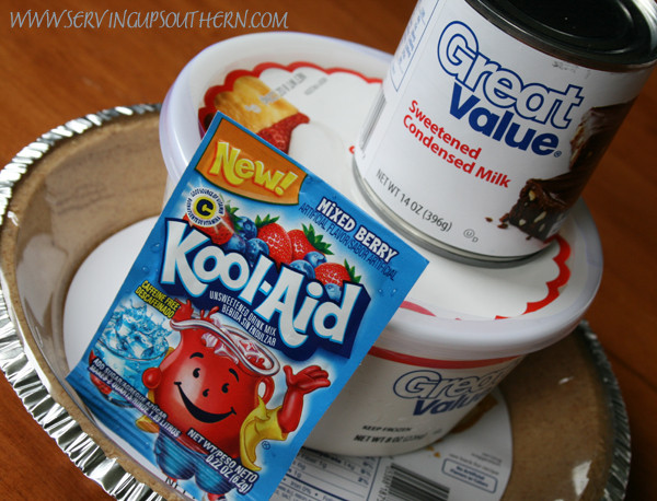 Koolaid Pie Recipes  Kool Aid Pie Serving Up Southern