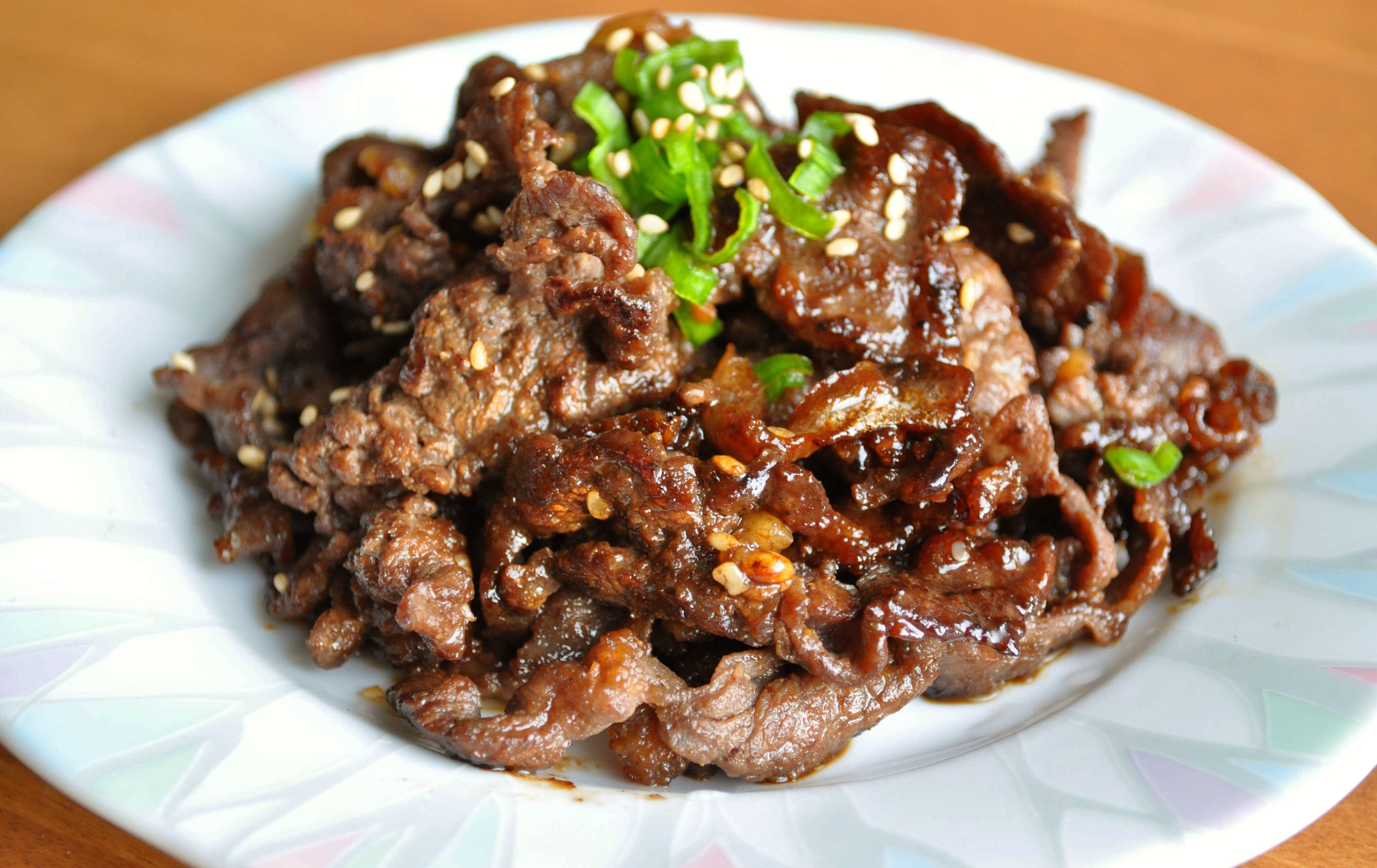 Korean Bbq Recipes  Korean Traditional Dish