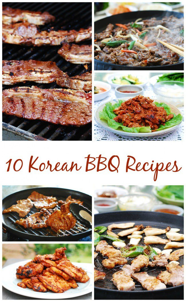 Korean Bbq Recipes  10 Easy Korean BBQ Recipes to Try This Summer