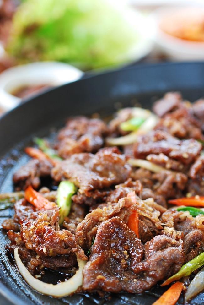 Korean Bbq Recipes  korean bbq recipe bulgogi