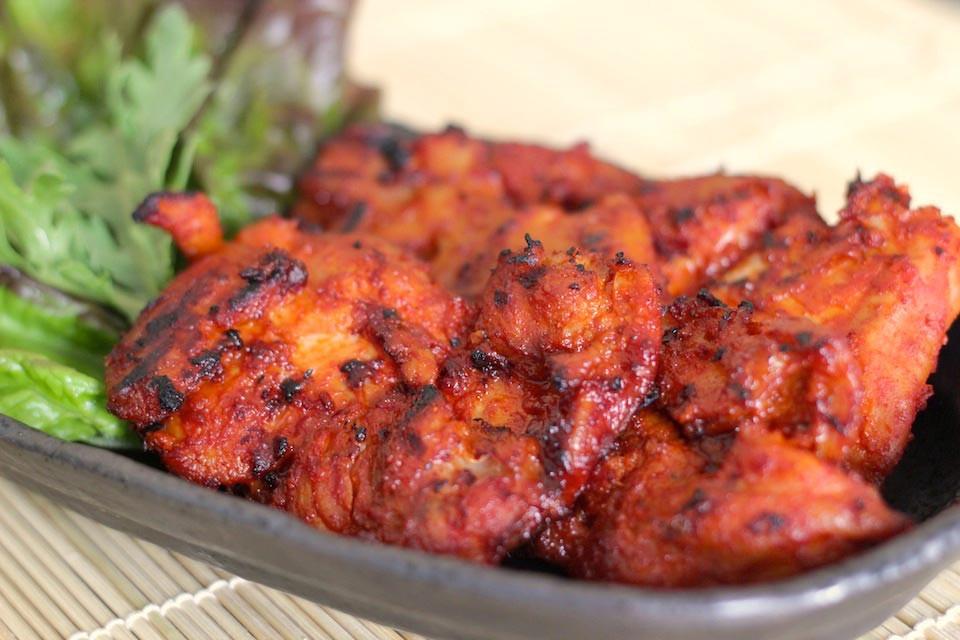 Korean Bbq Recipes  Spicy Korean Barbecue Chicken Recipe