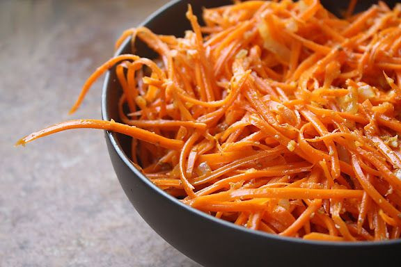 Korean Carrot Salad  17 Best ideas about Russian Salad Recipe on Pinterest