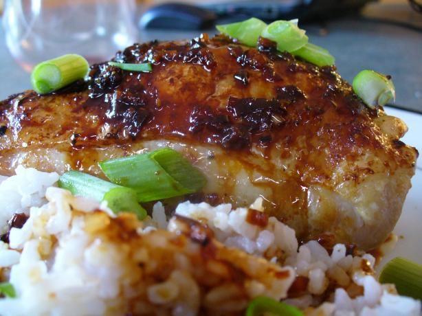 Korean Chicken Thighs  Korean Roast Chicken Thighs Recipe Food