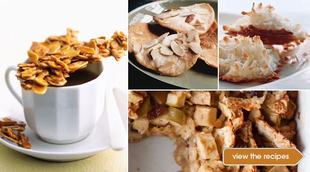 Kosher For Passover Desserts  Bakery Product Recipes for bread
