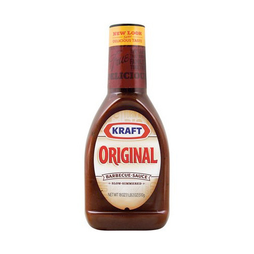 Kraft Bbq Sauce  BBQ Chicken Salad Recipe