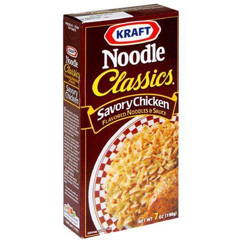 Kraft Chicken Noodle Dinner  9 best images about Retro Food Vintage Food Ads and