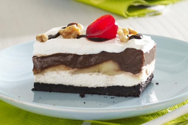 Kraft Recipes Desserts  Chocolate Banana Split Dessert Recipe Kraft Canada