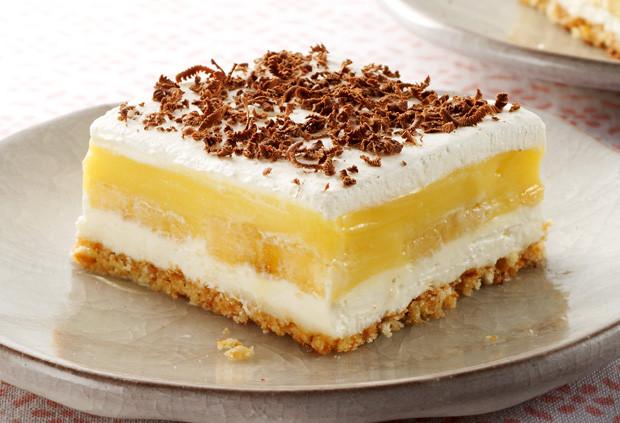 Kraft Recipes Desserts  Easy Banana Pudding Cake Recipe