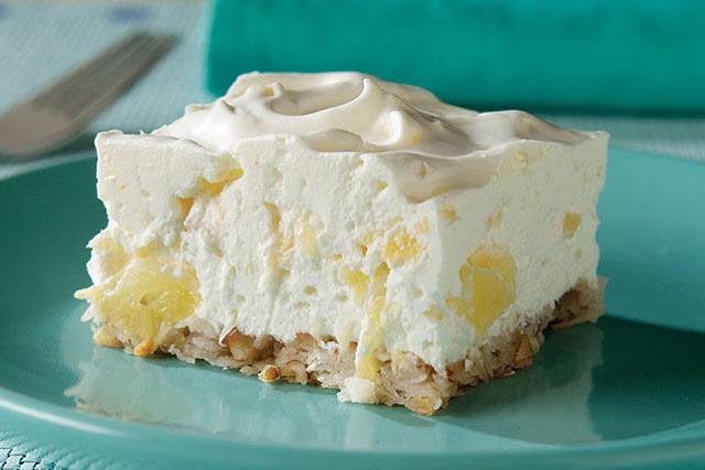 Kraft Recipes Desserts  Gina s Italian Kitchen Pineapple Cheesecake Dessert
