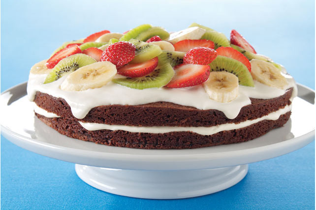 Kraft Recipes Desserts  Easy Brownie Shortcake Dessert Kraft Recipes