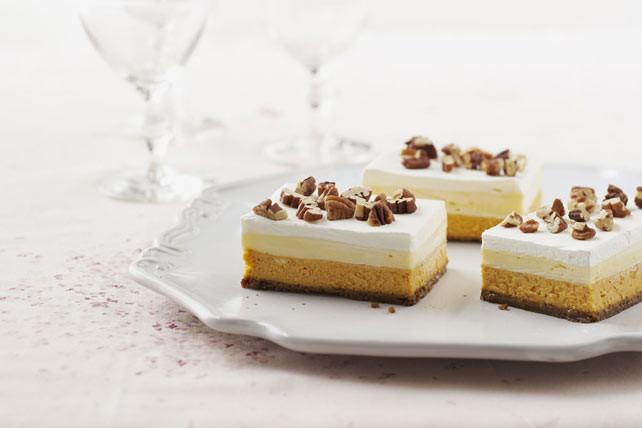 Kraft Recipes Desserts  Layered Pumpkin Dessert Recipe Kraft Canada