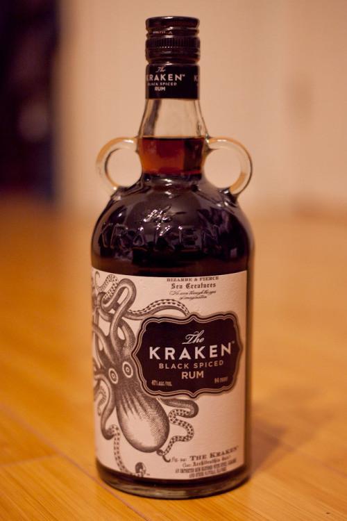 Kraken Rum Drinks  kraken rum on Tumblr