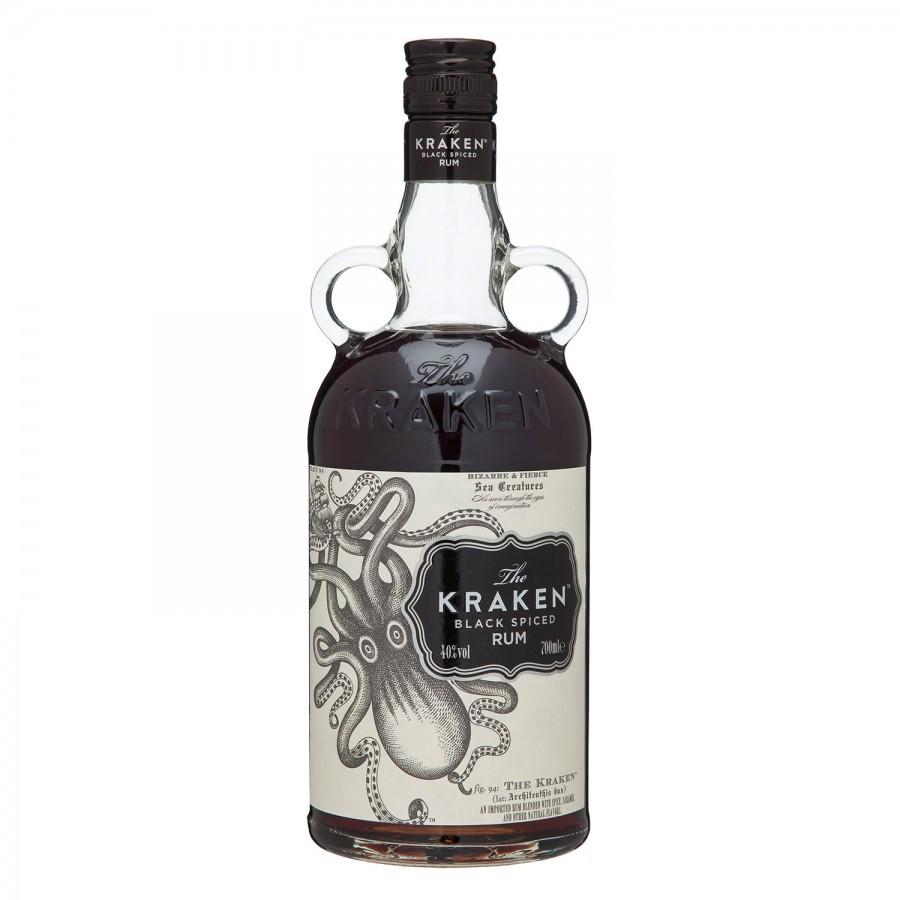 Kraken Rum Drinks  Zombie Apocalypse Survival Hamper