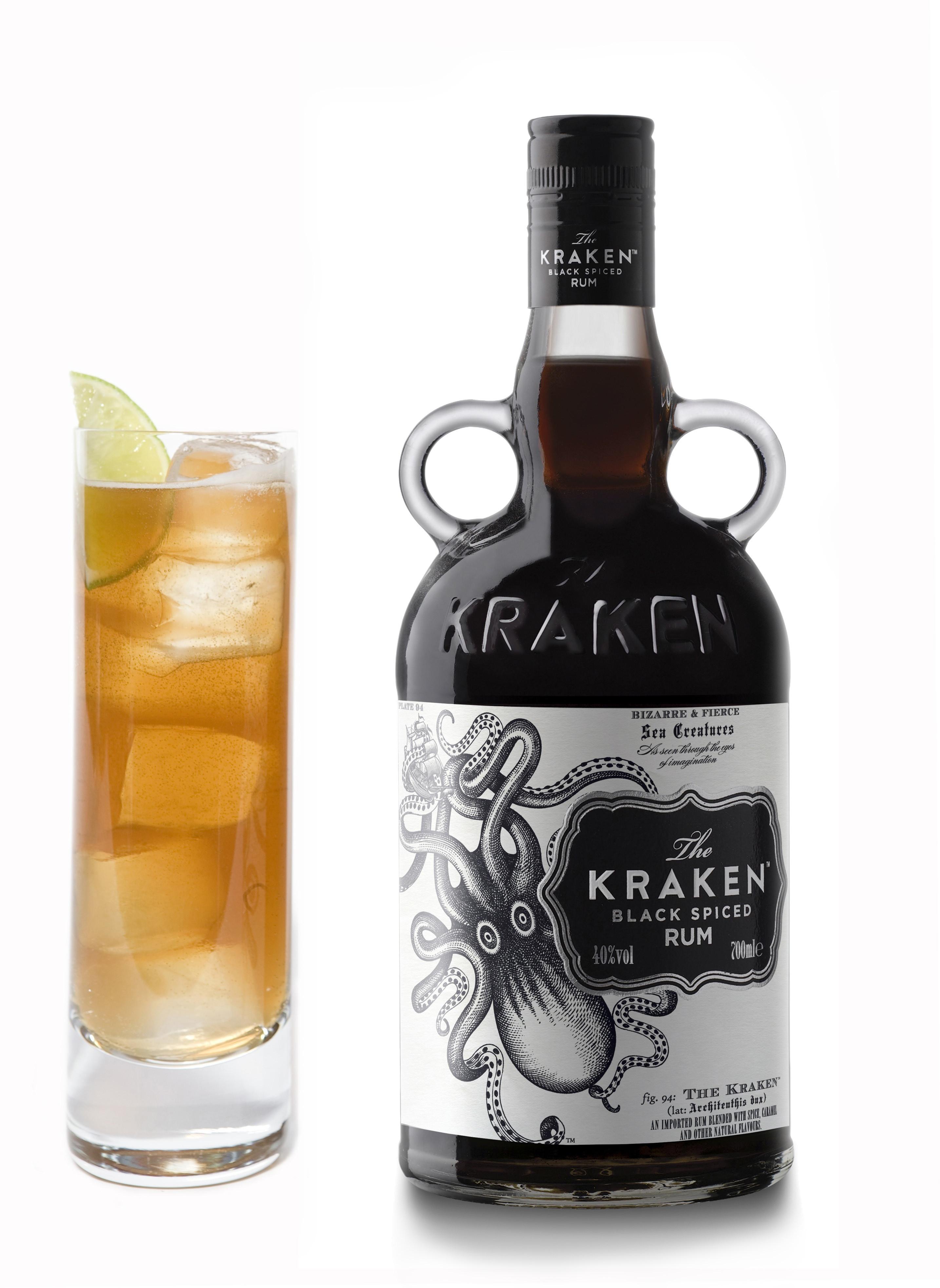 Kraken Rum Drinks  Perfect Storm Rum Cocktail