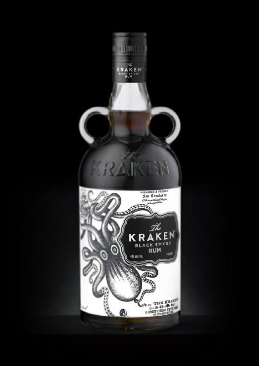 Kraken Rum Drinks  Review The Kraken Black Spiced Rum – Drinkhacker
