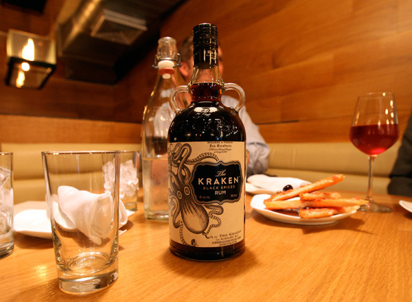Kraken Rum Drinks  Kraken Makes Spiced Rum Beautiful