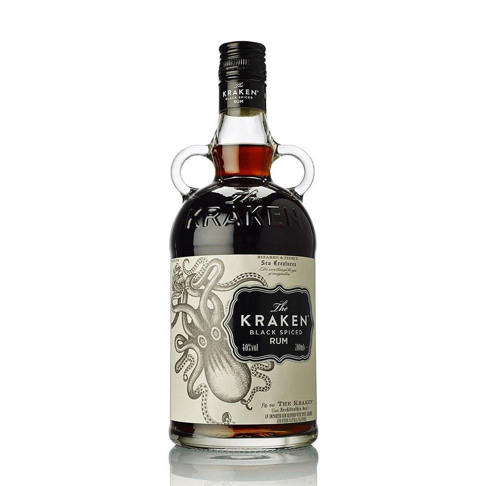 Kraken Rum Drinks  Kraken Black Spiced Rum Next Day Delivery