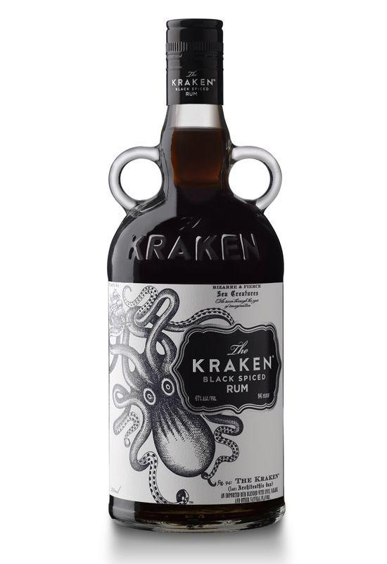 Kraken Rum Drinks  What to Drink This Week The Kraken Rum